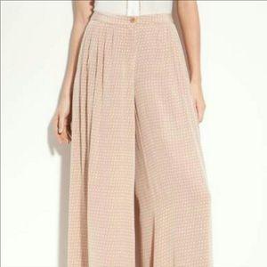 100% silk Leith pants